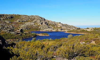 Travessia do Planalto Central - Serra da Estrela