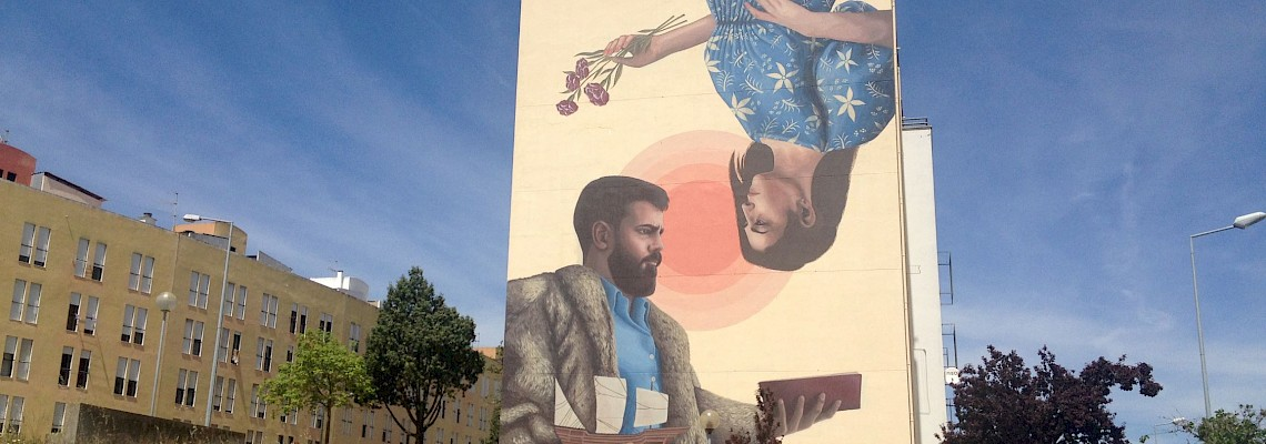 Street Art Tour: Marvila e Olaias